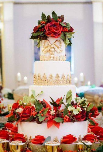 winter wedding cakes big cristmas cake elizabethscakeemporium