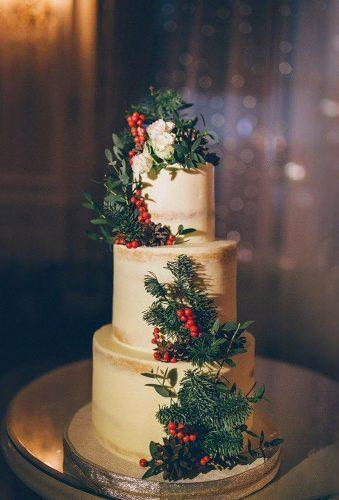 winter wedding cakes cake with hooly nadezda axenova