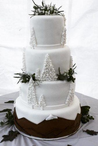 winter wedding cakes white cristmas cake stylemesweets00