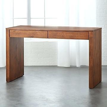 cb2 standing desk cheap furniture rental toronto modern desks
