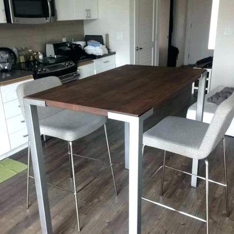 cb2 standing desk renting furniture toronto dining table and chairs