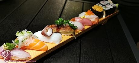 TEN Sushi Is Not Just Another Casual Japanese Sushi Bar