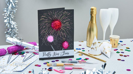 The Complete New Year Cards Guide