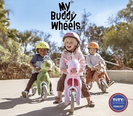My Buddy Wheels Kicks Off the Holiday Season