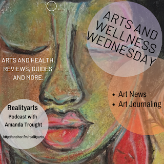 Arts and Wellness Wednesday - Episode 166