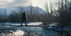 Walking in the Yukon