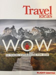 WOW List 2020 – Flight Centre's Top 50 Travel Experiences