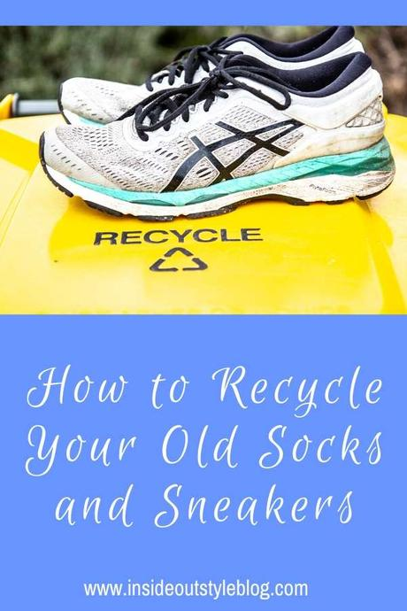 How to Recycle Your Socks and Sneakers
