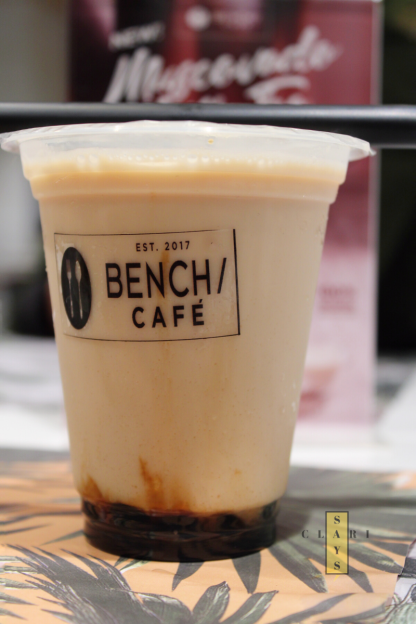 BENCH/ Cafe, TriNoma is Now Open!