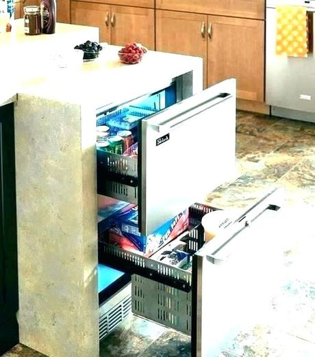 kitchenaid drawer fridge guide refrigerator freezer