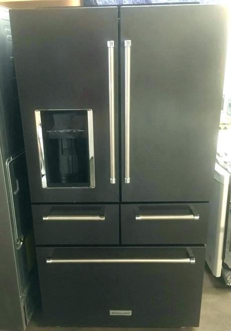 kitchenaid drawer fridge refrigerator divider 5 door reviews specs