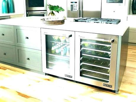 kitchenaid drawer fridge freezer refrigerator double