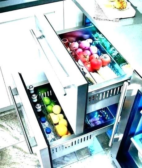 kitchenaid drawer fridge guide refrigerator review