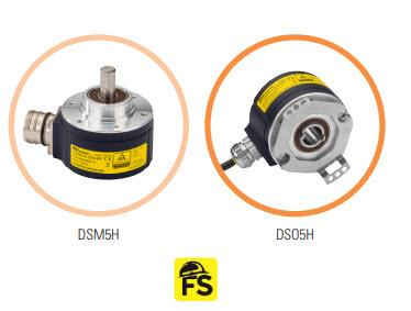 Sensata SIL3 Functional Safety Incremental Encoders