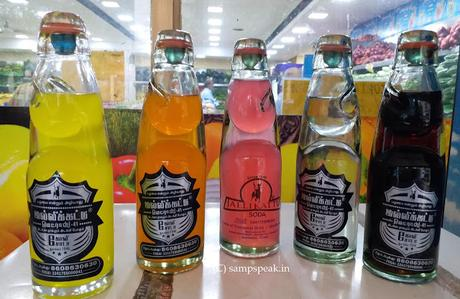 the local goli Soda ~ would it make a comeback !!