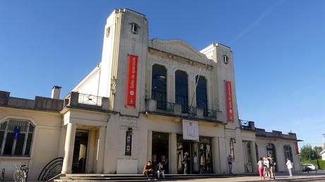 La Pergola: Caudéran's art deco theatre and multipurpose complex