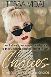 Alice Pate reviews Choices by Tessa Vidal