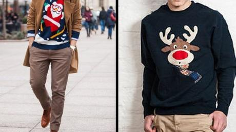 Fashion Hacks For Men: How To Wear An Ugly Christmas Sweater Without Looking Ridiculous