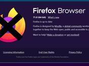Firefox Does Start After Update
