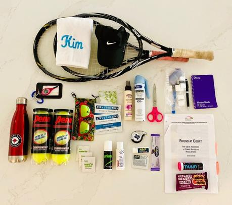 What You MUST Have In Your Tennis Bag To Win – Tennis Quick Tips Podcast 173