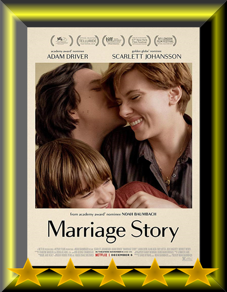 Marriage Story (2019) Movie Review