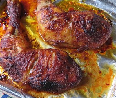 Mustard Baked Chicken