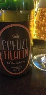 Belgium Beer: Gueuze Lambics with the Gueuze Tilquin à l'ancienne
