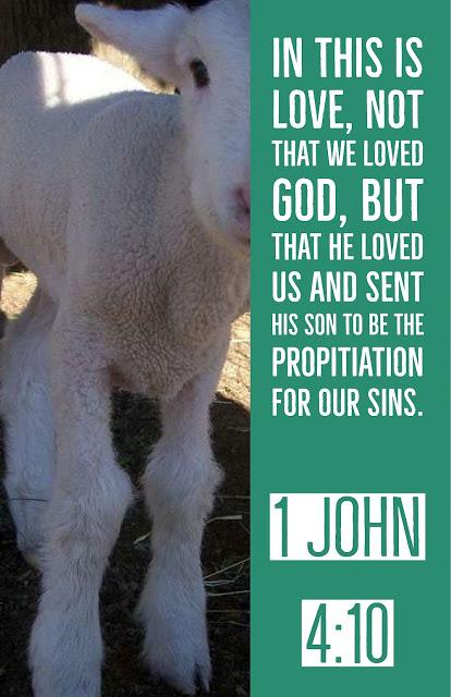 Thirty Days of Jesus Repeat: Day 14, Propitiation