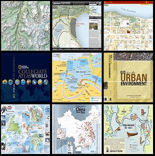 47th Annual CaGIS Map Design Competition