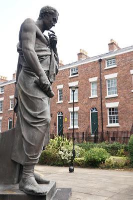 Memorials to William Huskisson, Liverpool MP
