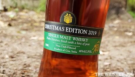 Paul John Christmas Edition Details