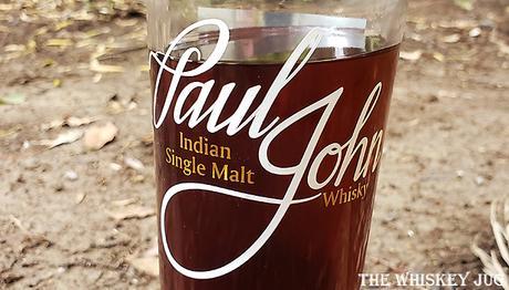 Paul John Christmas Edition Label