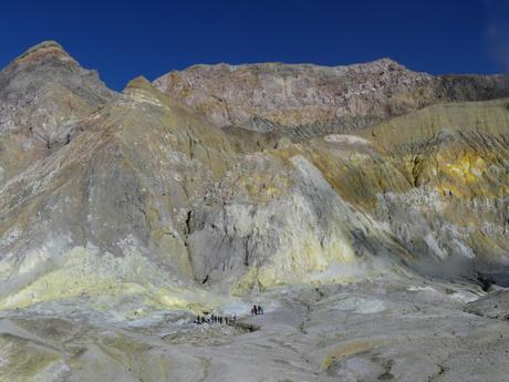 Tragic White Island Eruption