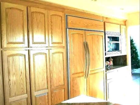 refrigerators custom panels cost of refrigerator