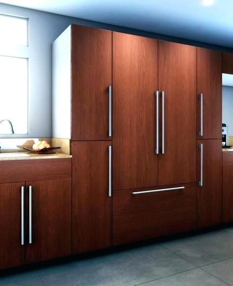 refrigerators custom panels refrigerator that accepts wood panel