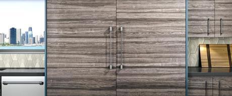 refrigerators custom panels refrigerator handles for our favorite panel ready kitchen design blog