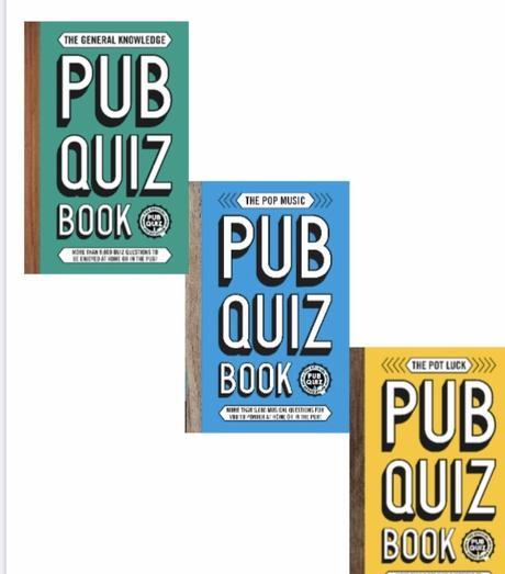 Pub quiz this Christmas in your own home