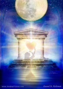 Full Moon meditation and cosmic portal on December 12, 2019
