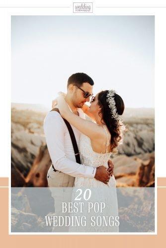 pop wedding songs newlyweds hug romantic