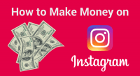 How to Make Money on Instagram (Without 10K Followers)