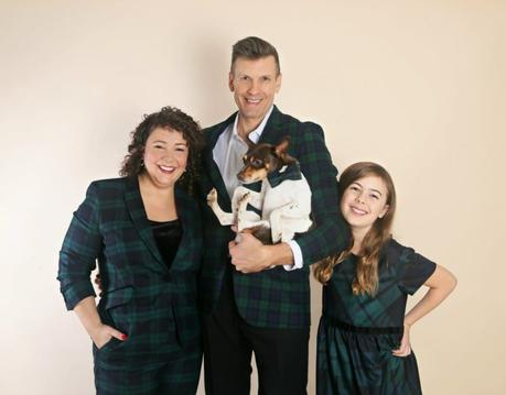 Black Watch Plaid for the Family at the Holidays