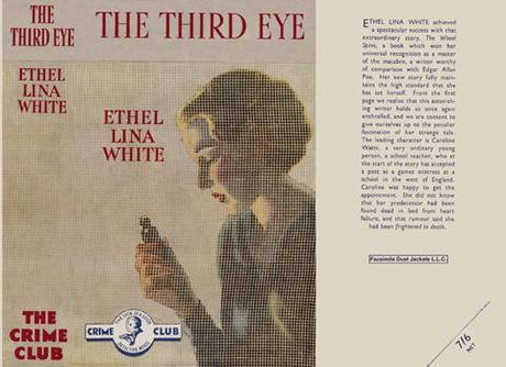 The Third Eye (1937) by Ethel Lina White