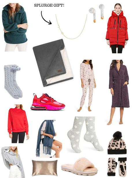 gift guide for her (almost all under $100)
