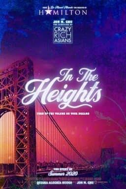 IN THE HEIGHTS Movie – Trailer and First Look Photos