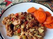 Pork Rice Casserole