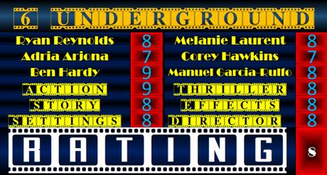 6 Underground (2019) Movie Review