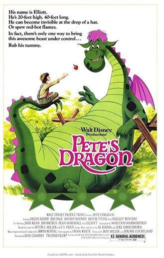 Original v Remake Weekend – Pete's Dragon (1977)