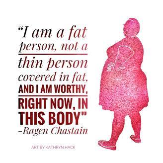 Fat Representation in Art