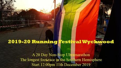 Running Festival Wychwood 20 Day Race 2019