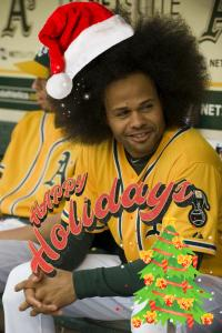 Happy Holidays from The 'Fro